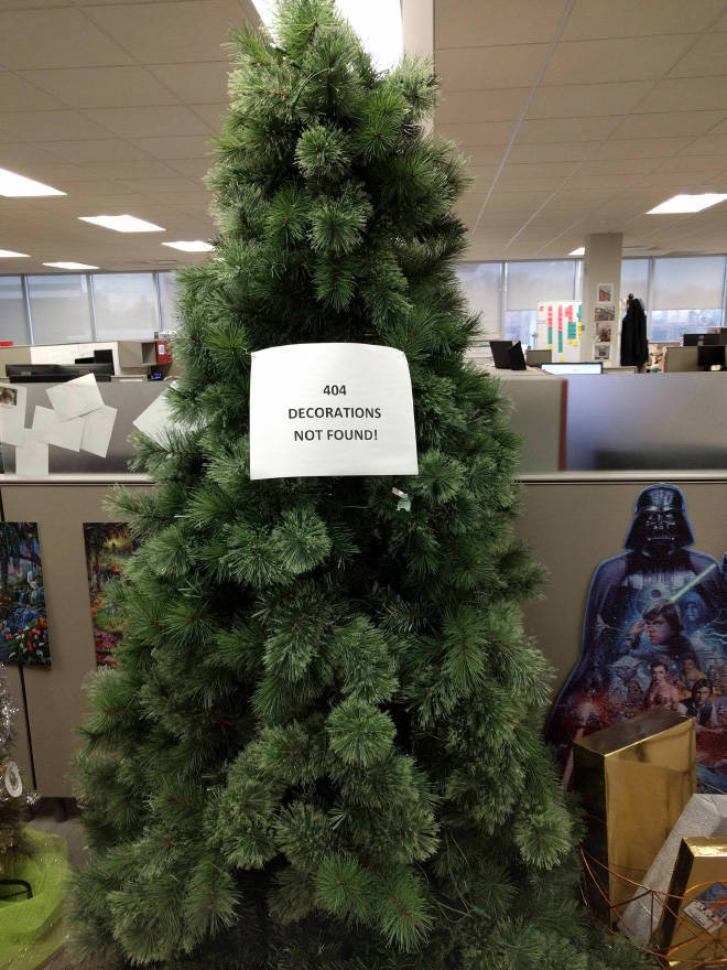 Now These Are Some Great Christmas Tree Ideas!