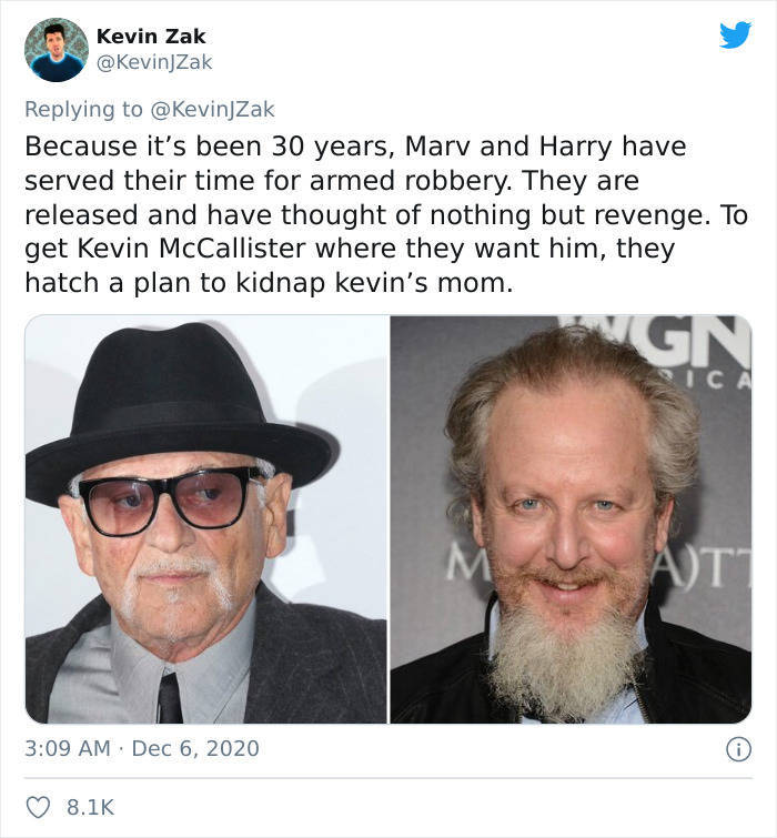 """Guy Writes A """"Home Alone"""" Fan Fiction, Detailing 30 Years After The First Movie"""