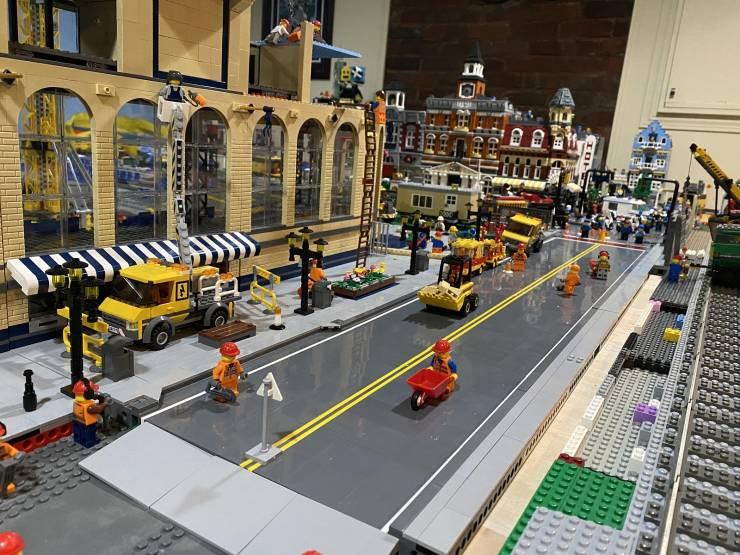 "It's Always ""LEGO"" Time!"