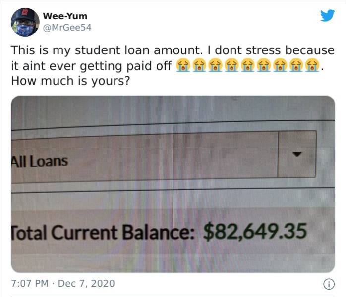 American Students Share Their Insane Student Loans