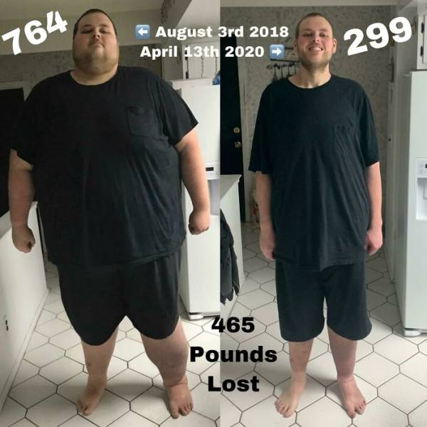 That's How You Transform Your Body!