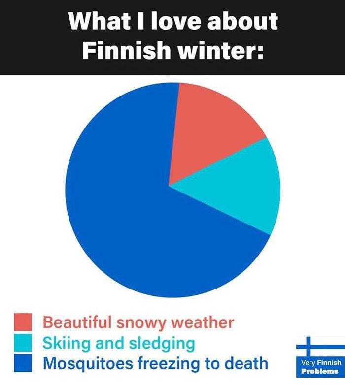 These Problems Are Very Finnish Indeed…