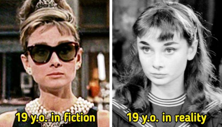 Actors And Actresses Whose On-Screen Age And Real Life Age Were Very Different…
