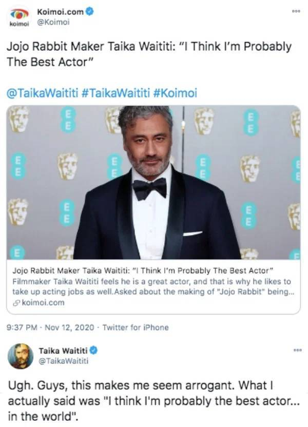 Funniest Stuff Coming From Celebs This Year