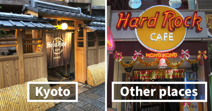 Kyoto Businesses Are Forced To Change Their Logos According To City's Strict Landscaping Rules
