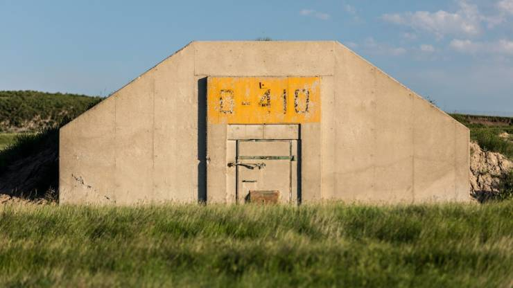Doomsday Bunkers Are In High Demand This Year…