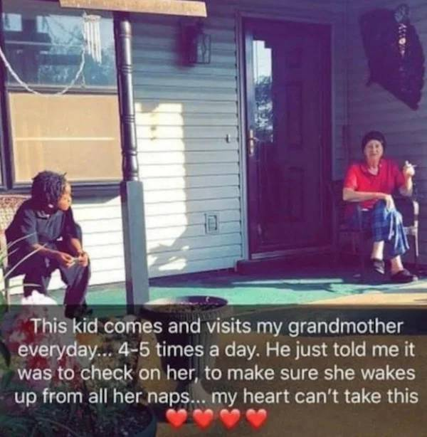 Grandparents Are Just Way Too Adorable!