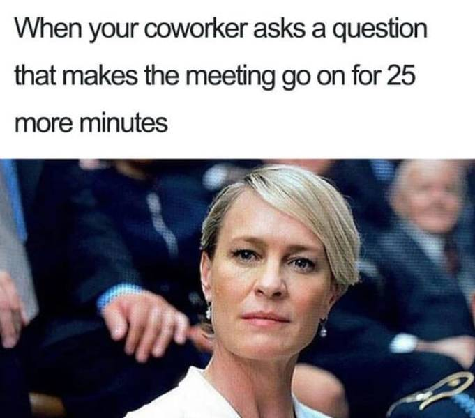 At Least These Coworker Memes Aren't Too Annoying…