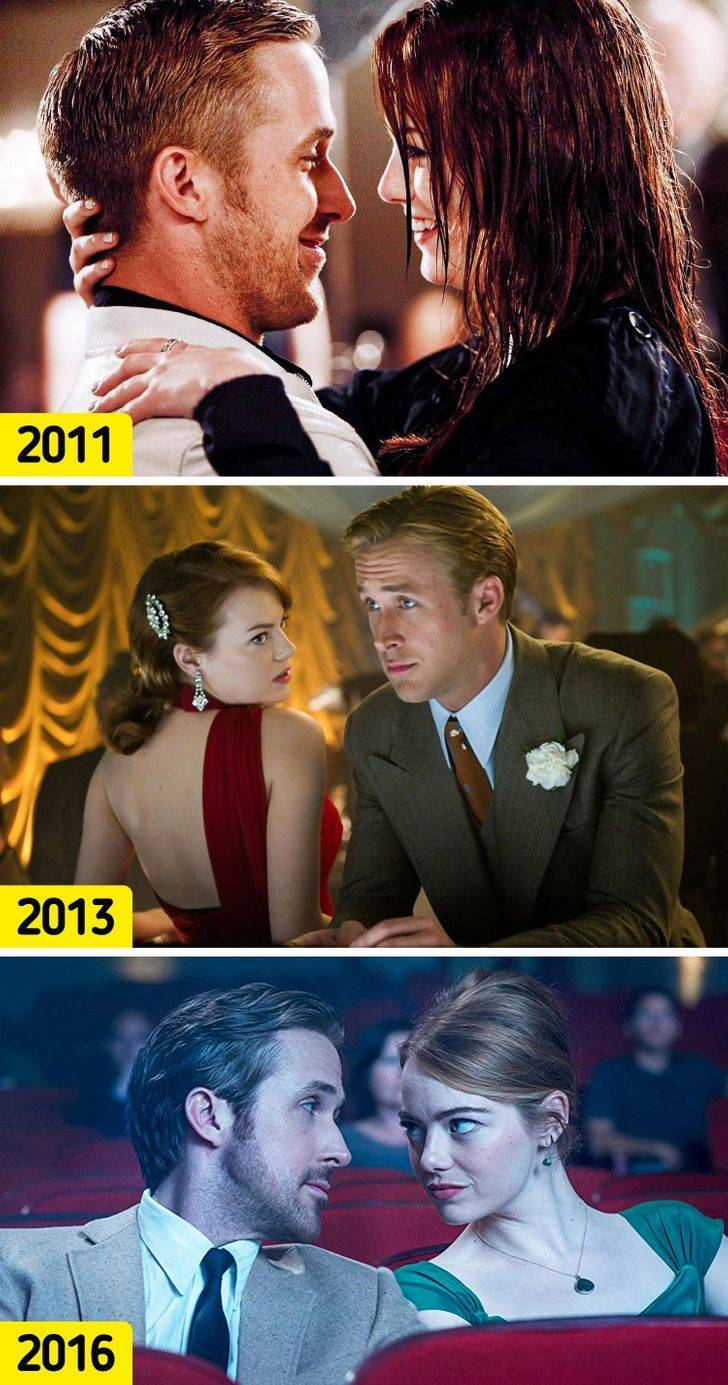 Pairs Of Actors And Actresses Who Just Keep Getting Into Same Movies