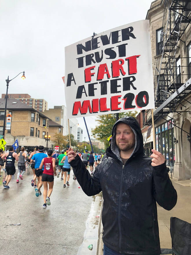 This Is Some Of The Funniest Marathon Inspiration!