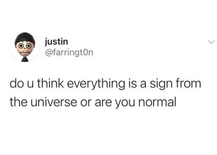 So, That's Not Normal Then?!