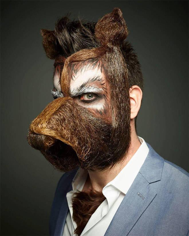 Mr. Incredibeard's Beard Is On Another Level!