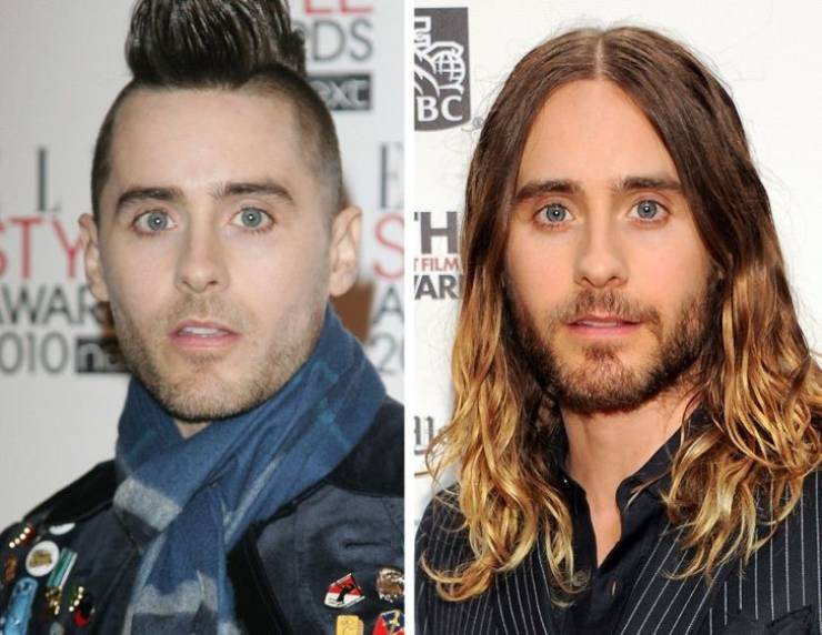 Celebrity Men Who Decided To Try Long Hair