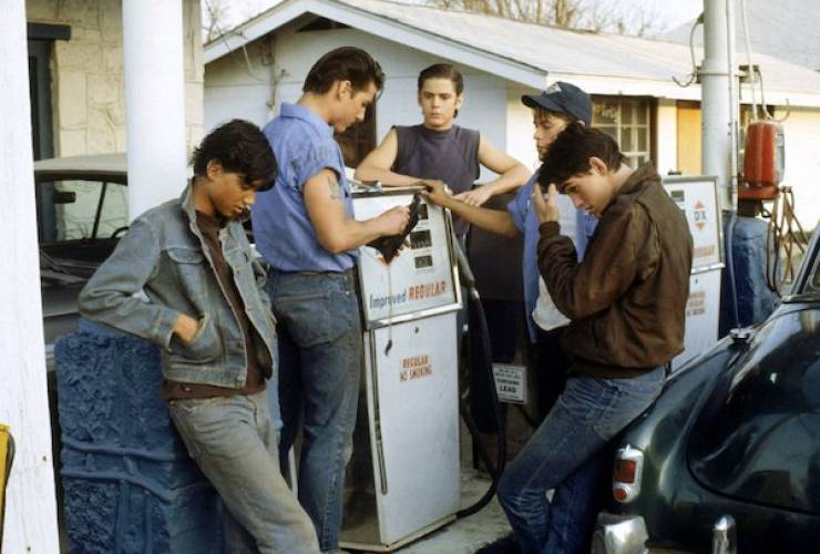 "Teenage Facts About ""The Outsiders"""