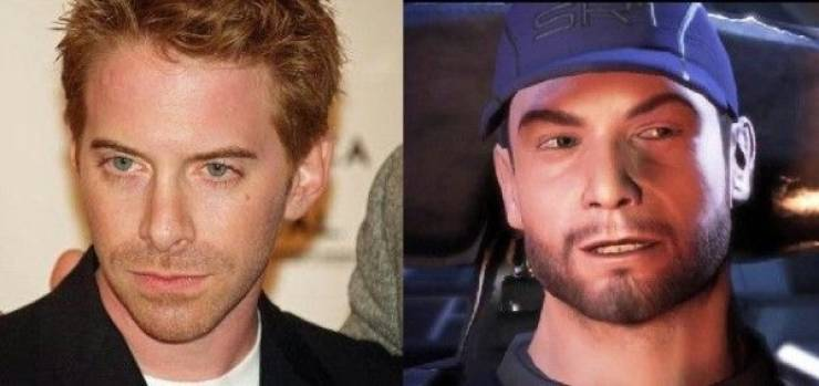 Celebs Who Have Voiced Popular Video Game Characters