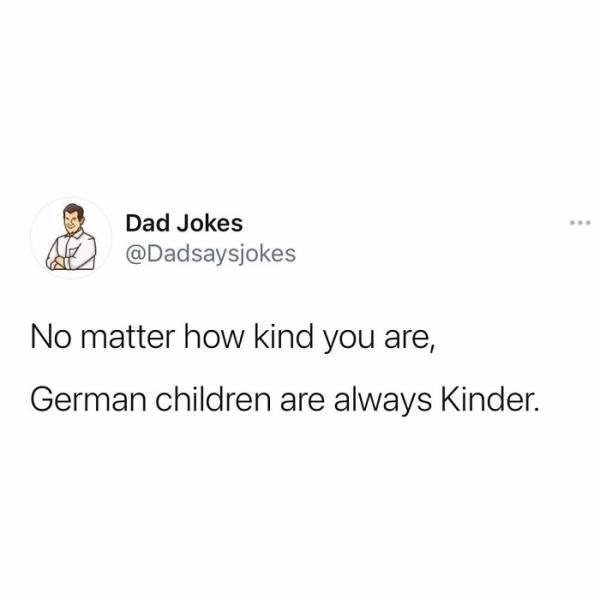 Dads Love Their Puns!