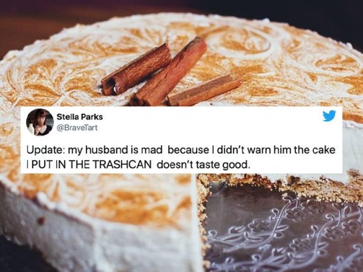 Husbands Vs Wives Is A Never-Ending War…