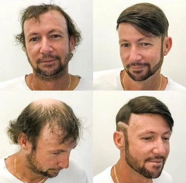 These Haircuts Look Like 2020…