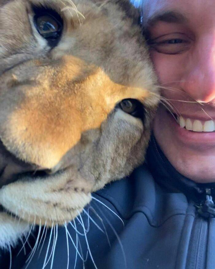 What It's Like To Run A Wildlife Park…