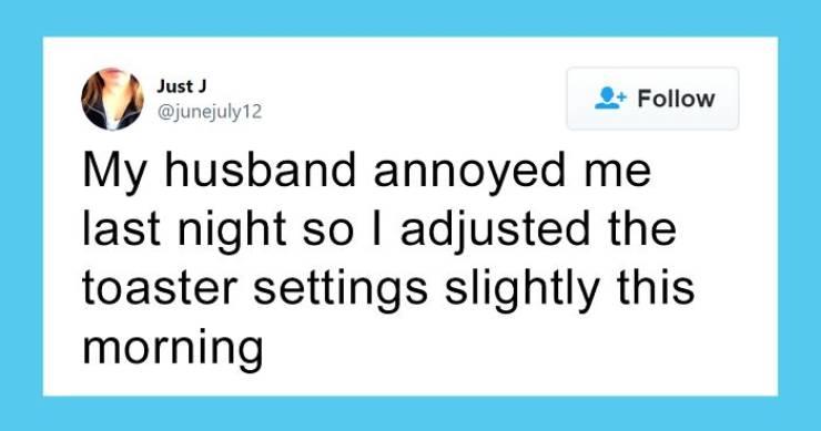 2020's Best Marriage Tweets