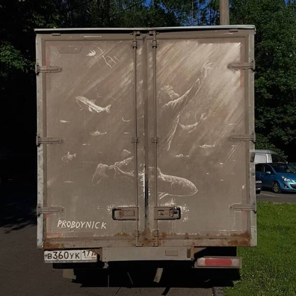 What Can Happen If You Don't Clean Your Truck…