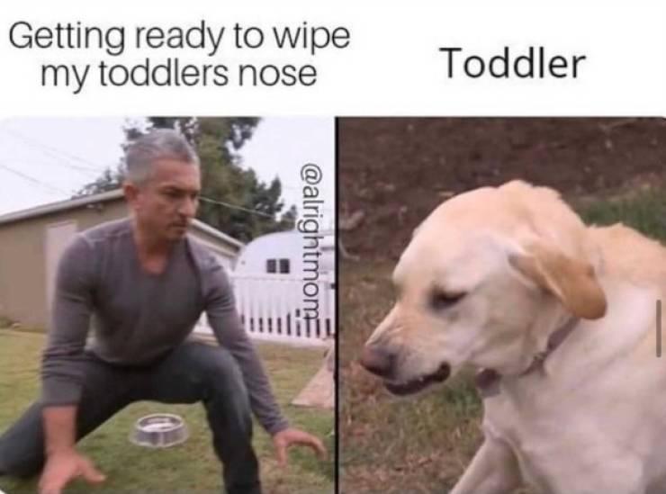 Yeah, Kids Are Very Fun…