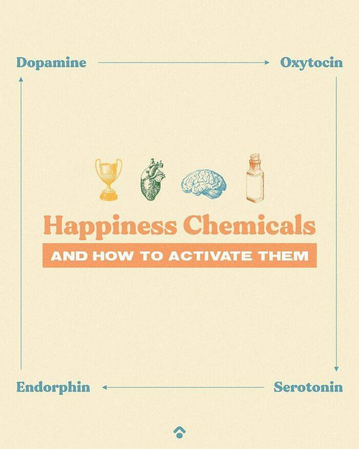 Here's How You Activate Your Happiness Chemicals