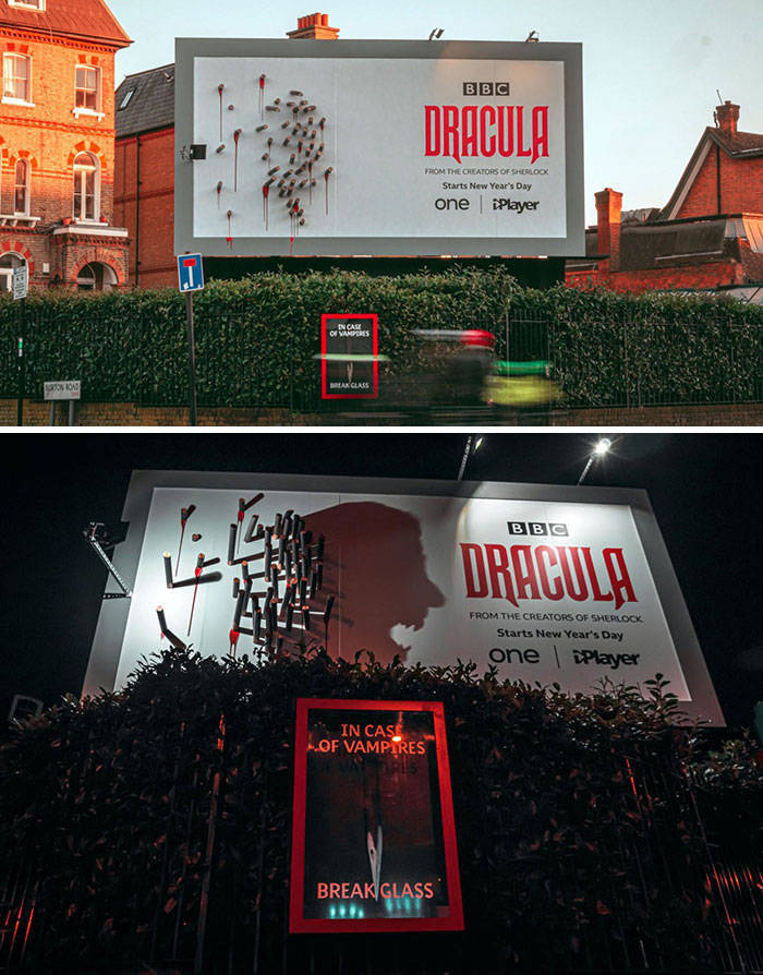 These Billboard Designs Are Very Clever!