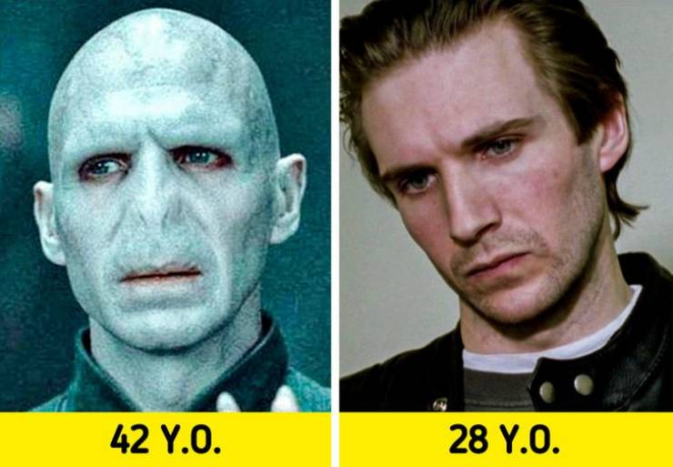 Hollywood Villains Back When They Were Young…