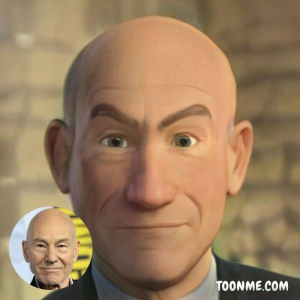 This App Can Transform You Into A Cartoon Character!