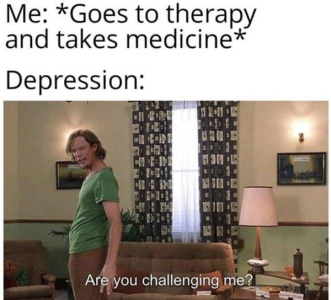 Aren't You Worried About These Anxiety Memes?