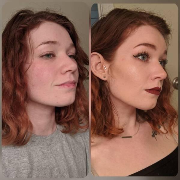 Makeup Is A Magical Tool!