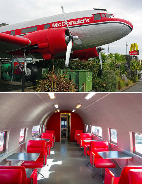 "Unique ""McDonald's"" Restaurants From Around The World"