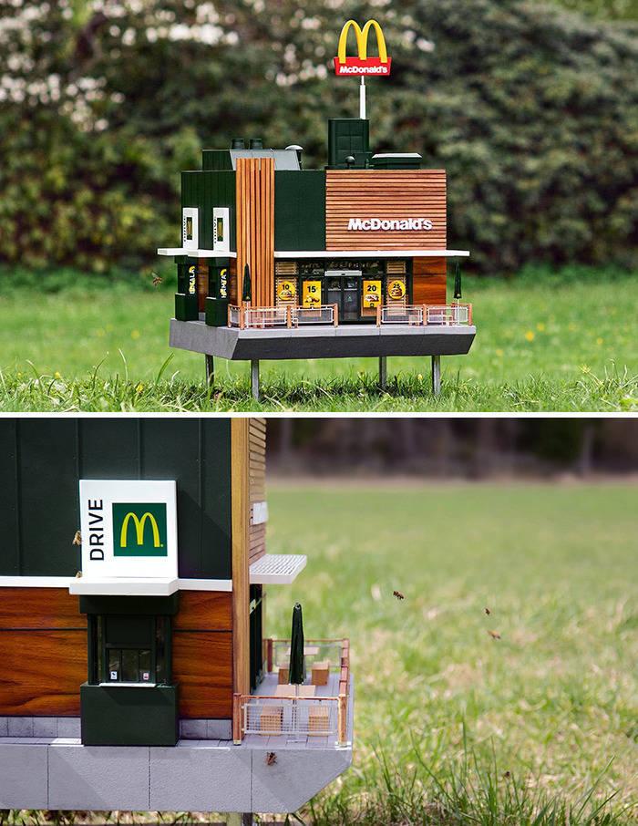 "Unique ""McDonald's"" Restaurants From Around The World"