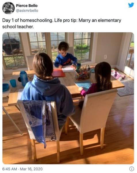 Homeschooling Is Fun… Almost…