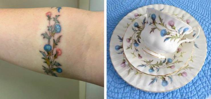 Tattoos With Personal Stories Behind Them