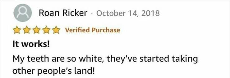 """These """"Amazon"""" Reviews Are 100% Honest!"""