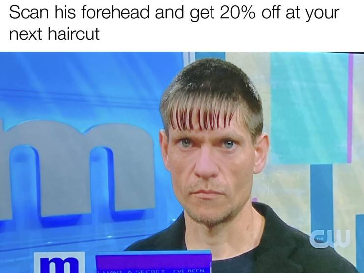 Everything Is Wrong With These Haircuts…