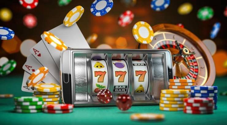 Technology Trends of Online Slots Gameplay