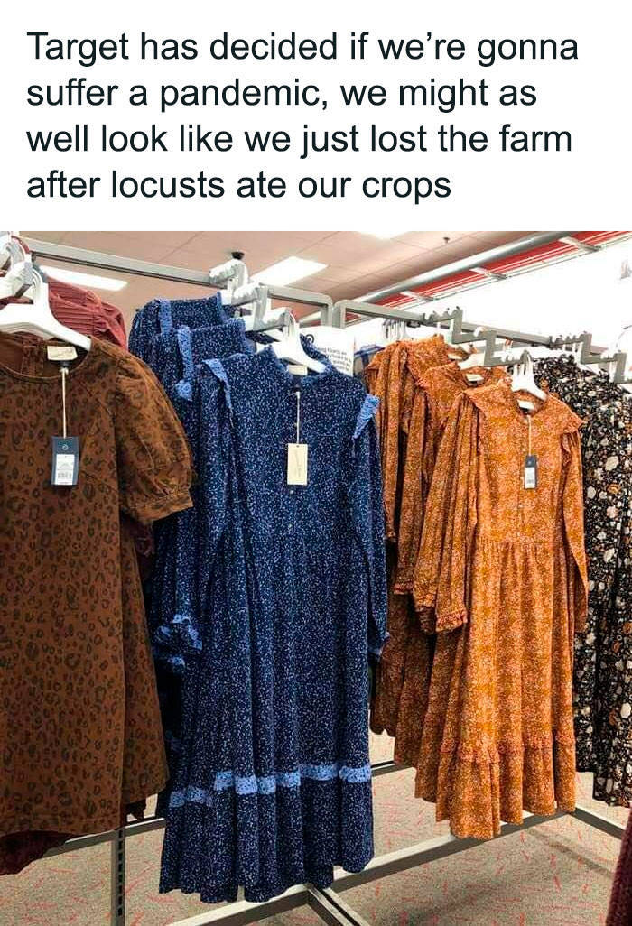 """People Are Making Fun Of New """"Target"""" Dresses"""