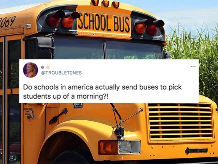 American Schools Are Very Strange For Non-Americans…