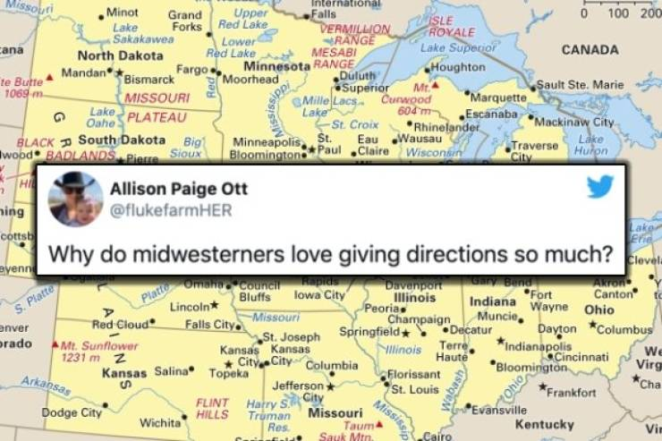 Why Do Midwesterners…?