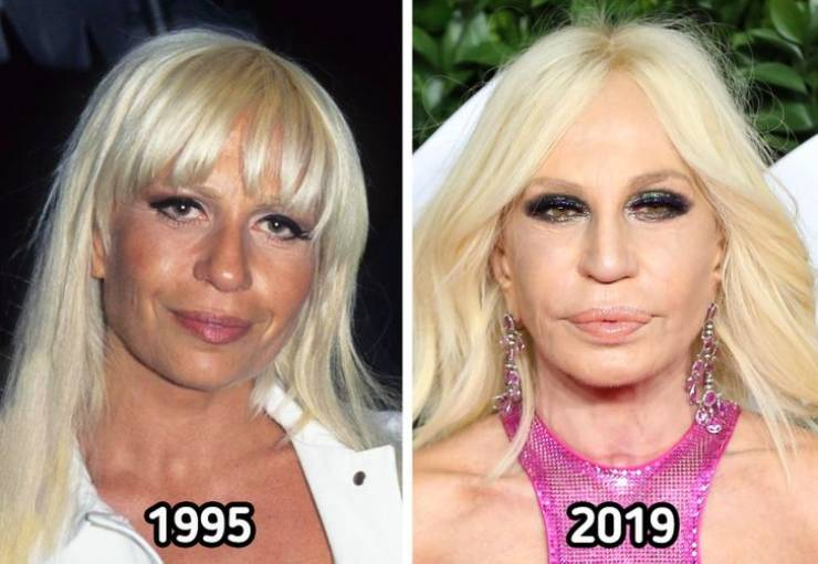 How Celebrities Have Changed Since The Day They Became Famous