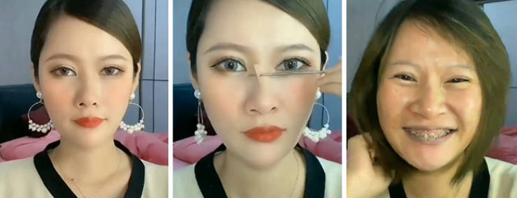 Asian Makeup Transformations Are Something Else…