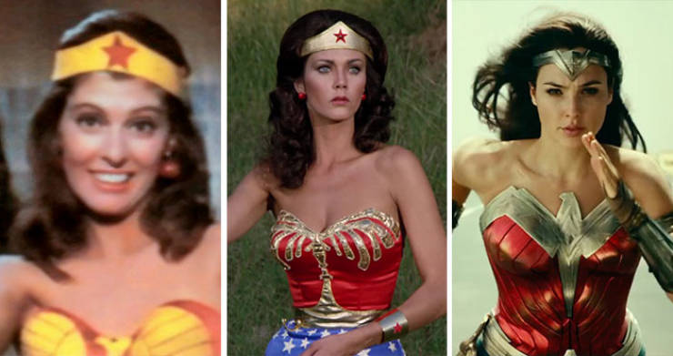 How Popular Female Characters Changed Over The Years
