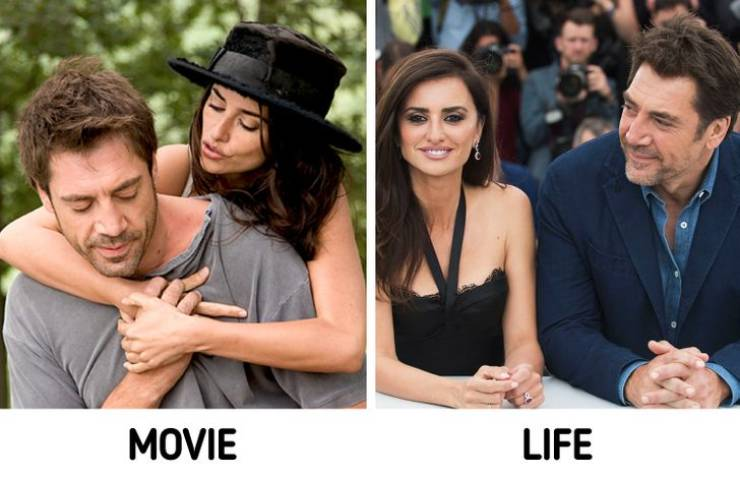 Movies That Ended Up In Real-Life Marriages