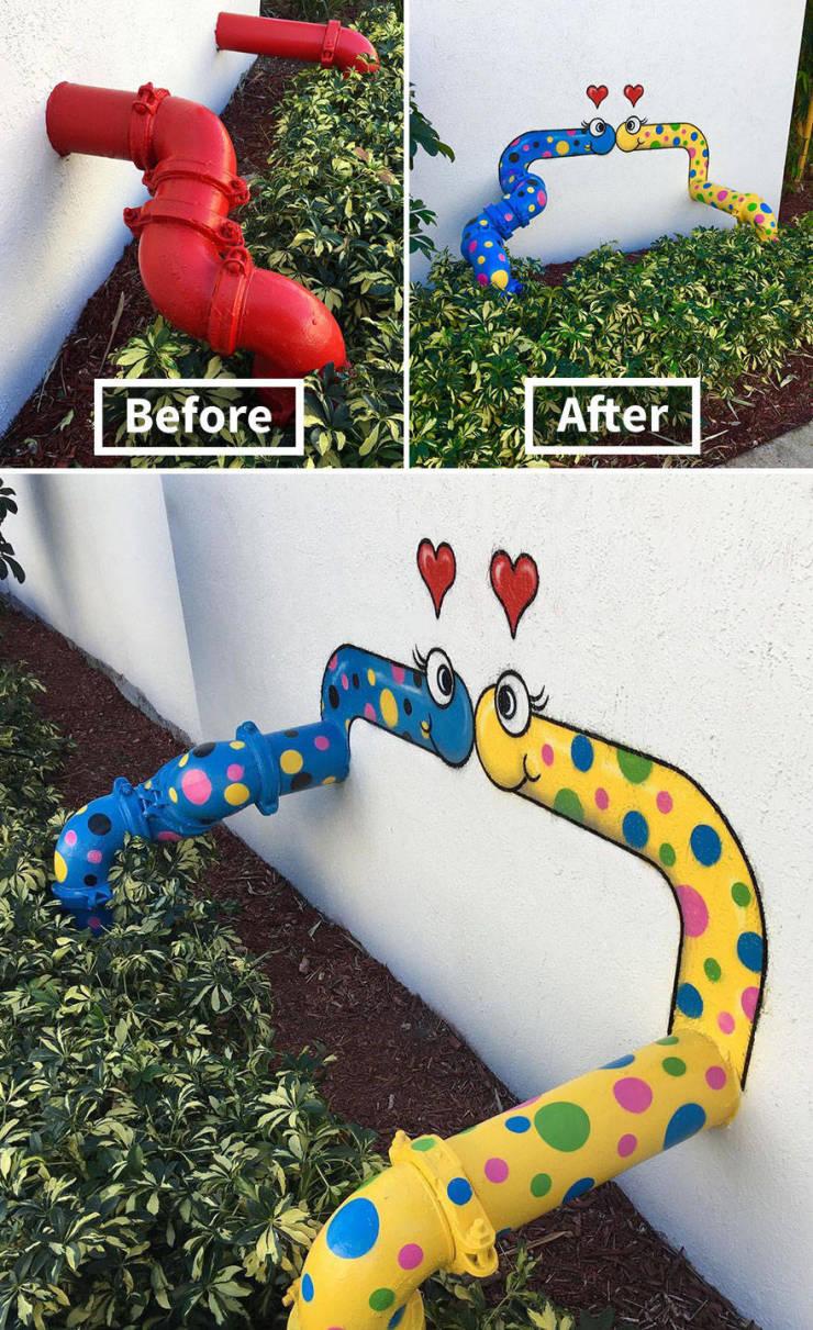 This Street Artist Is A Genius!