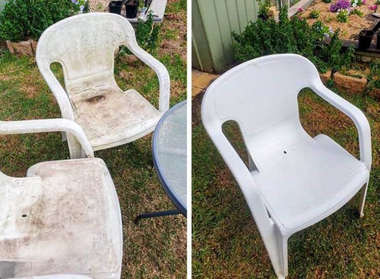 Cleaning Old Stuff Can Yield Some Surprising Results!