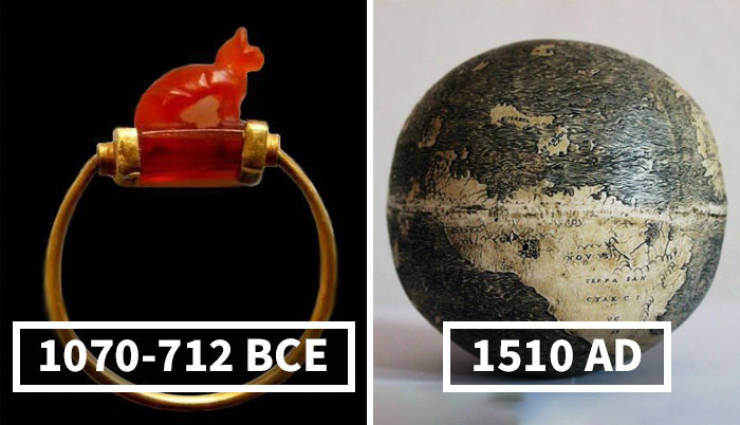 Some Very Old Things Are Still Very Surprising…
