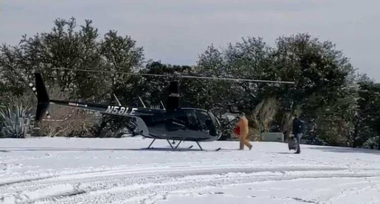 Texas Is Dealing With The Coldest Weather In Over 30 Years